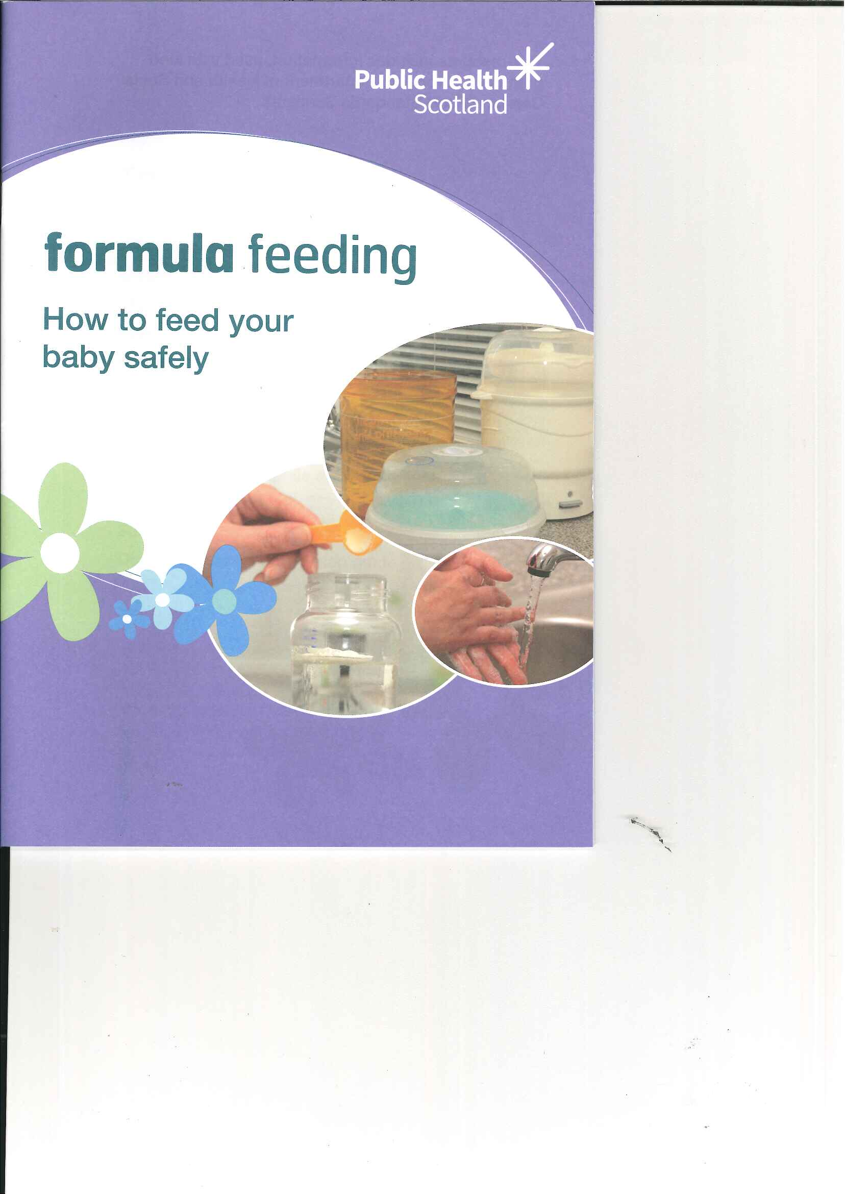 Large image for Formula Feeding - How To Feed Your Baby Safely
